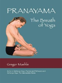 Cover Pranayama the Breath of Yoga