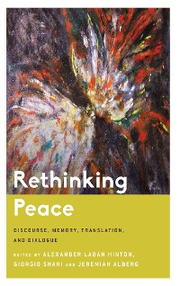 Cover Rethinking Peace