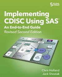 Cover Implementing CDISC Using SAS