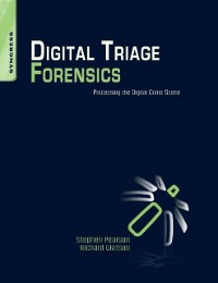 Cover Digital Triage Forensics