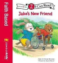 Cover Jake's New Friend