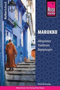 Cover Reise Know-How KulturSchock Marokko