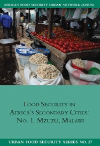 Cover Food Security in Africa's Secondary cities