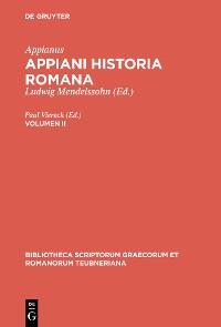 Cover Appiani Historia Romana