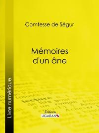 Cover Mémoires d'un âne