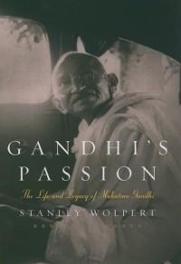 Cover Gandhi's Passion