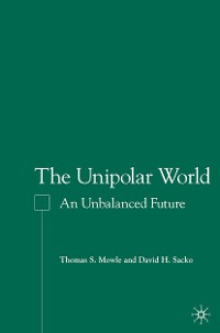Cover The Unipolar World