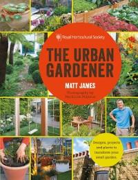 Cover RHS The Urban Gardener