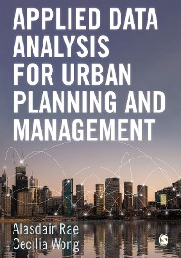 Cover Applied Data Analysis for Urban Planning and Management