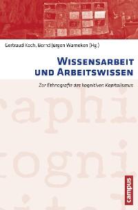 Cover Wissensarbeit und Arbeitswissen