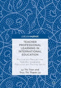 Cover Teacher Professional Learning in International Education