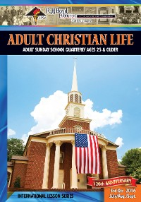 Cover Adult Christian Life