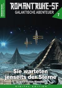 Cover ROMANTRUHE-SF - Galaktische Abenteuer 7