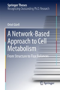 Cover A Network-Based Approach to Cell Metabolism