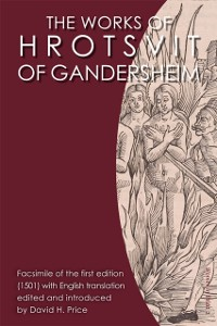 Cover Works of Hrotsvit of Gandersheim