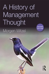 Cover History of Management Thought