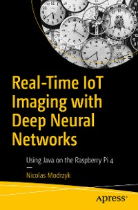 Cover Real-Time IoT Imaging with Deep Neural Networks