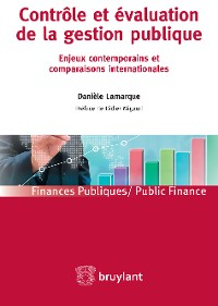 Cover Contrôle et évaluation de la gestion publique