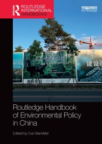 Cover Routledge Handbook of Environmental Policy in China