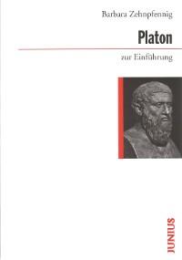Cover Platon zur Einführung