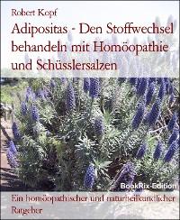 Cover Adipositas - Den Stoffwechsel behandeln mit Homöopathie und Schüsslersalzen
