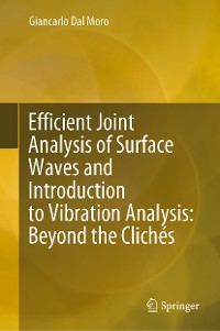 Cover Efficient Joint Analysis of Surface Waves and Introduction to Vibration Analysis: Beyond the Clichés