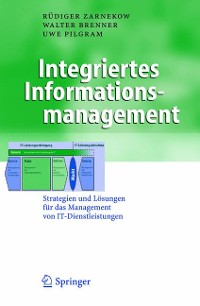 Cover Integriertes Informationsmanagement