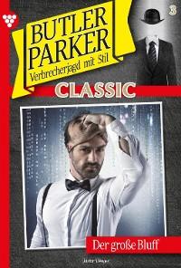 Cover Butler Parker Classic 3 – Kriminalroman