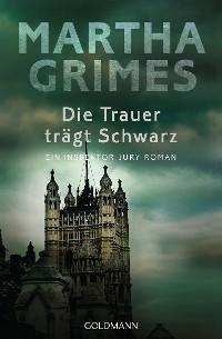 Cover Die Trauer trägt Schwarz