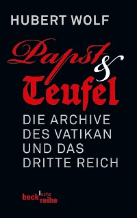 Cover Papst & Teufel