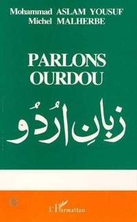Cover Parlons ourdou