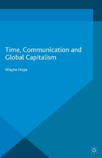 Cover Time, Communication and Global Capitalism