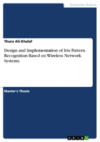Cover Design and Implementation of Iris Pattern Recognition Based on Wireless Network Systems