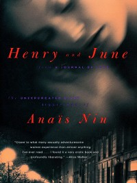 Cover Henry and June