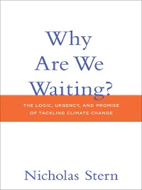 Cover Why Are We Waiting?
