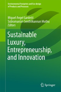 Cover Sustainable Luxury, Entrepreneurship, and Innovation