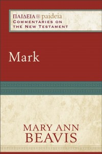 Cover Mark (Paideia: Commentaries on the New Testament)
