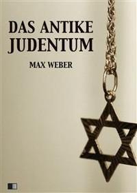 Cover Das Antike Judentum