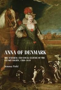 Cover Anna of Denmark