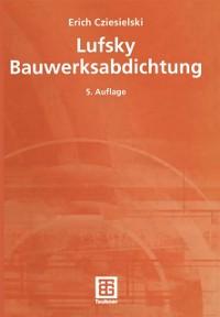 Cover Lufsky Bauwerksabdichtung