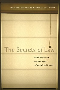 Cover The Secrets of Law