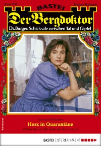 Cover Der Bergdoktor 2036 - Heimatroman