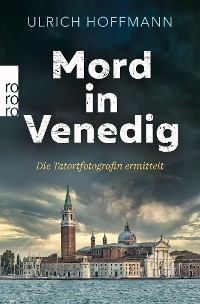 Cover Mord in Venedig