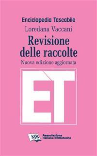 Cover Revisione delle raccolte