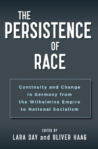 Cover The Persistence of Race