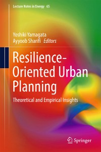Cover Resilience-Oriented Urban Planning