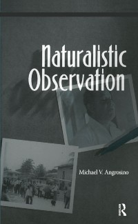 Cover Naturalistic Observation