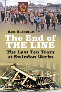 Cover The End of the Line
