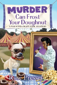 Cover Murder Can Frost Your Doughnut