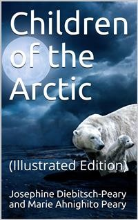 Cover Children of the Arctic